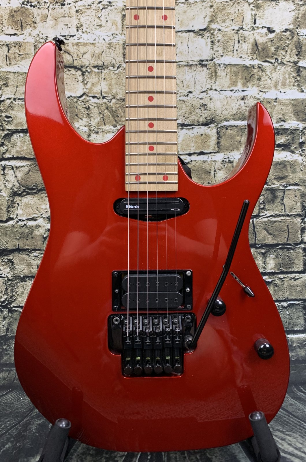 Used Ibanez RG3XXV Limited Edition 25th Anniversary Electric Guitar - Candy Apple