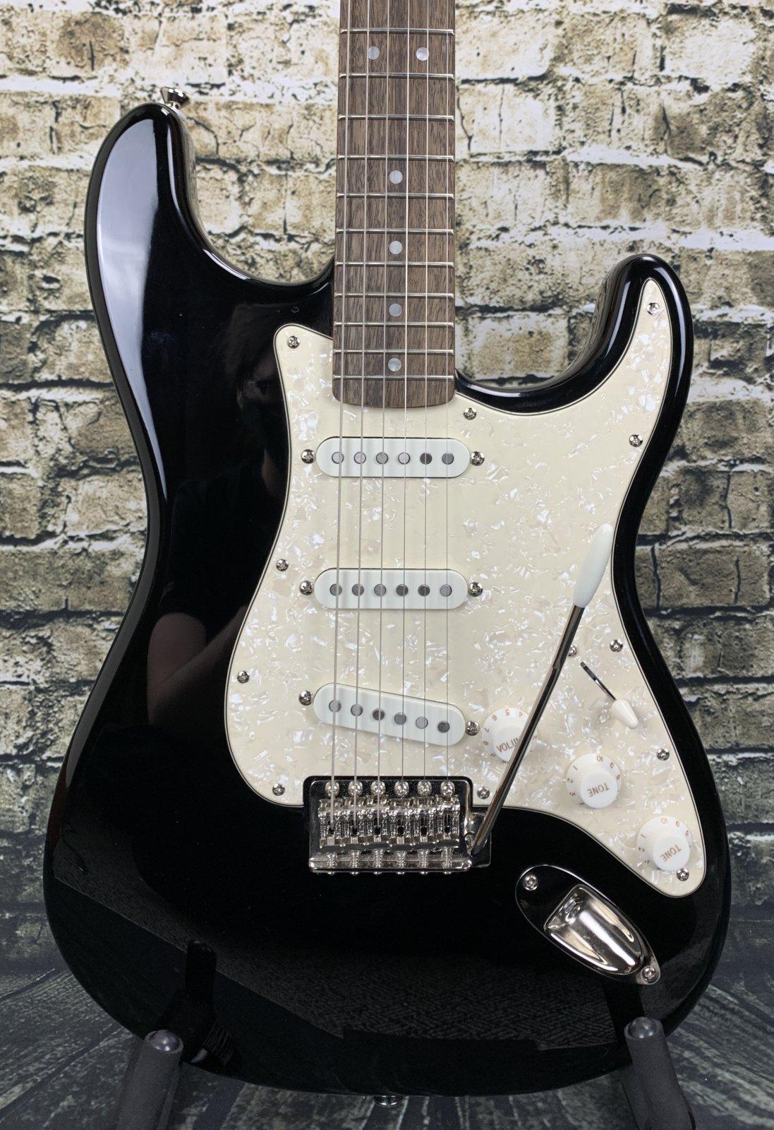 Demo Squier Classic Vibe 70's Stratocaster - Black