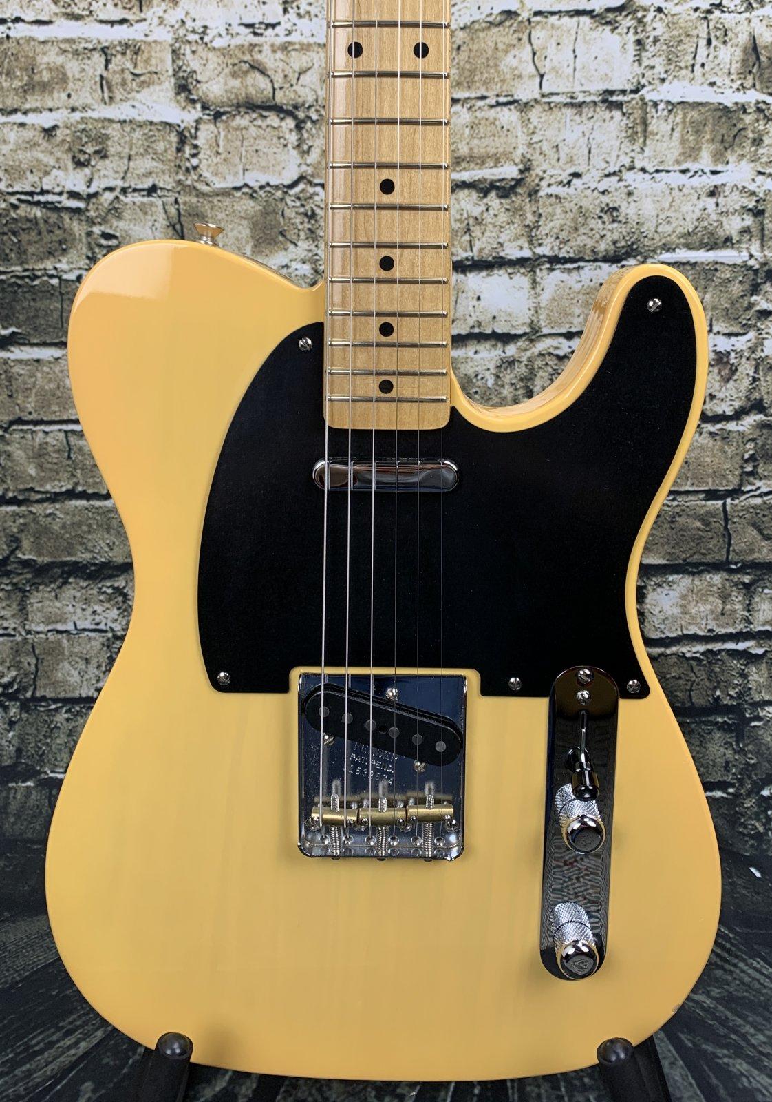 Fender 2016 American Vintage '52 Telecaster - Butterscotch Blonde