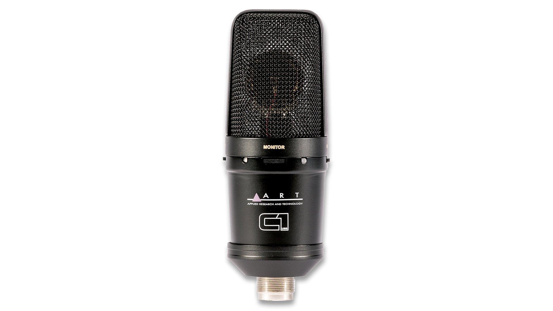 ART C1 USB Cardioid Condensor Microphone