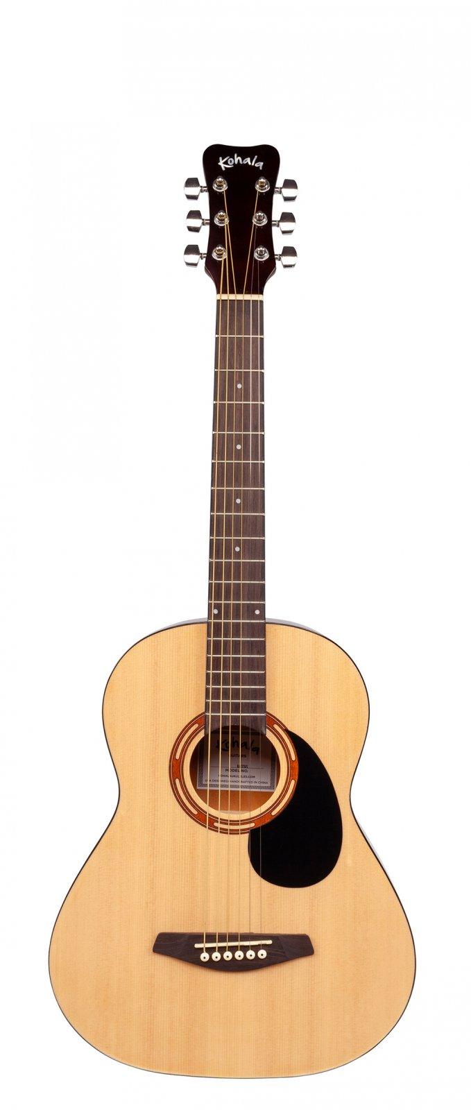 Kohala 3/4 Size Acoustic Guitar