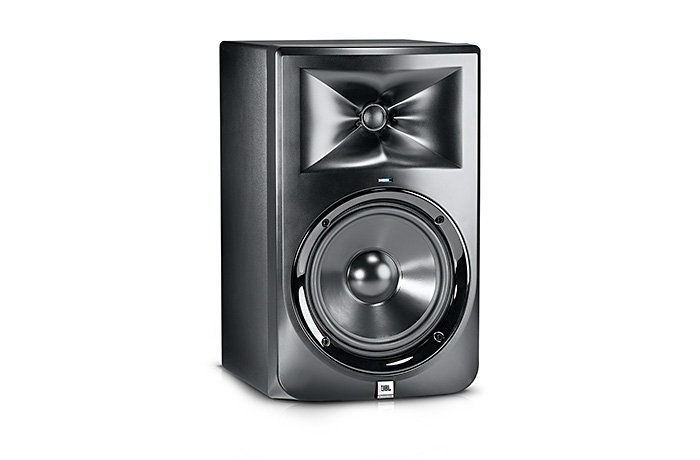 JBL LSR308 8 Two-Way Powered  Studio Monitor Pair