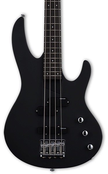 LTD B-10 Bass w/ Bag - Black