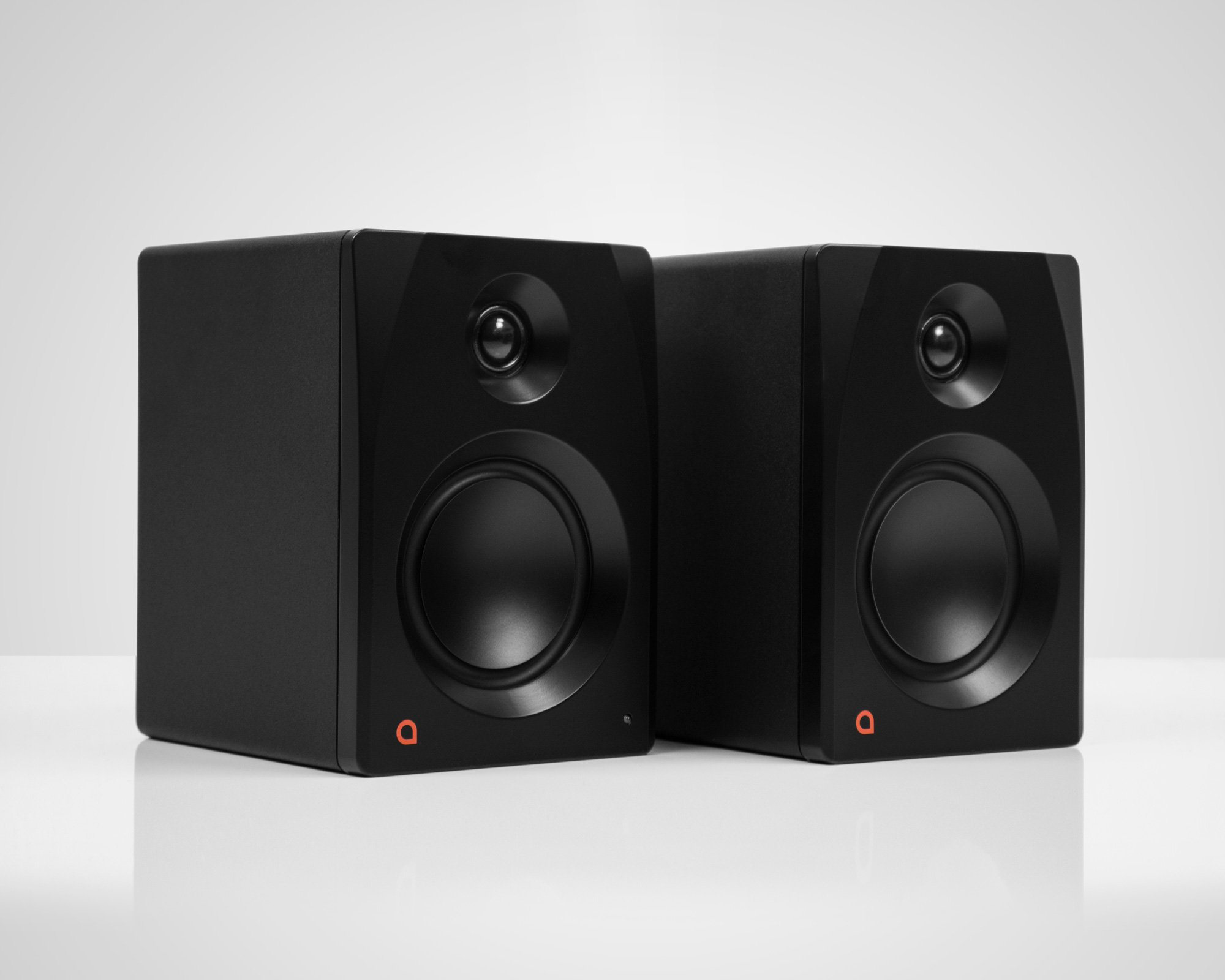 Artesia Pro M-200 Powered Studio Monitors PAIR