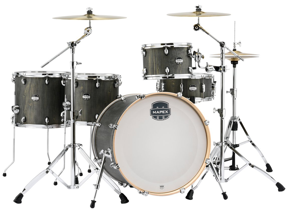 Mapex Mars Series 5-Piece Crossover Shell Pack - Dragonwood
