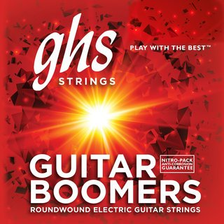 GHS GBZW Heavyweight Boomers 10-60 Electric Guitar Strings