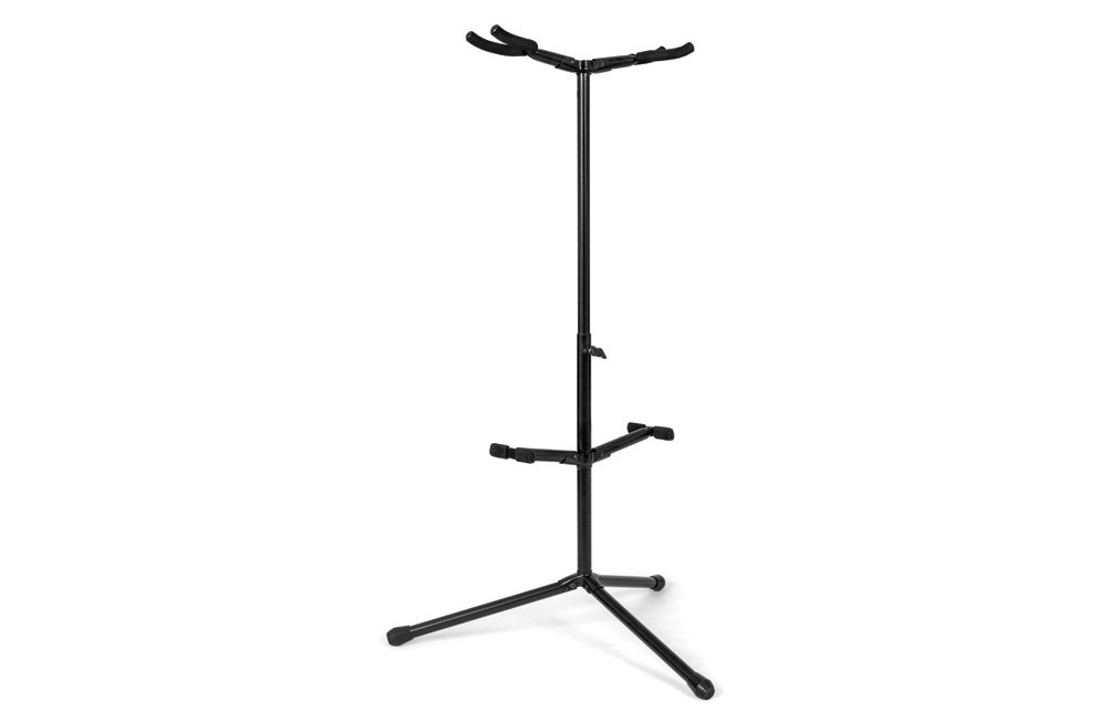 Nomad NGS-2212 Double Guitar Stand - Black