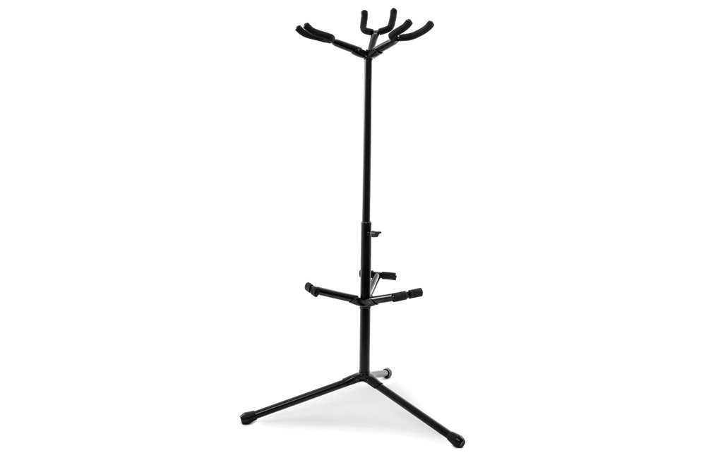 Nomad NGS-2213 Triple Guitar Stand - Black