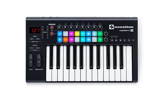 Novation Launchkey MK3 25 25-Note Keyboard Controller