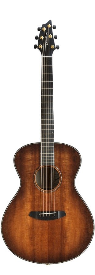 Breedlove Oregon Concert Bourbon E Limited Edition Myrtlewood-Myrtlewood
