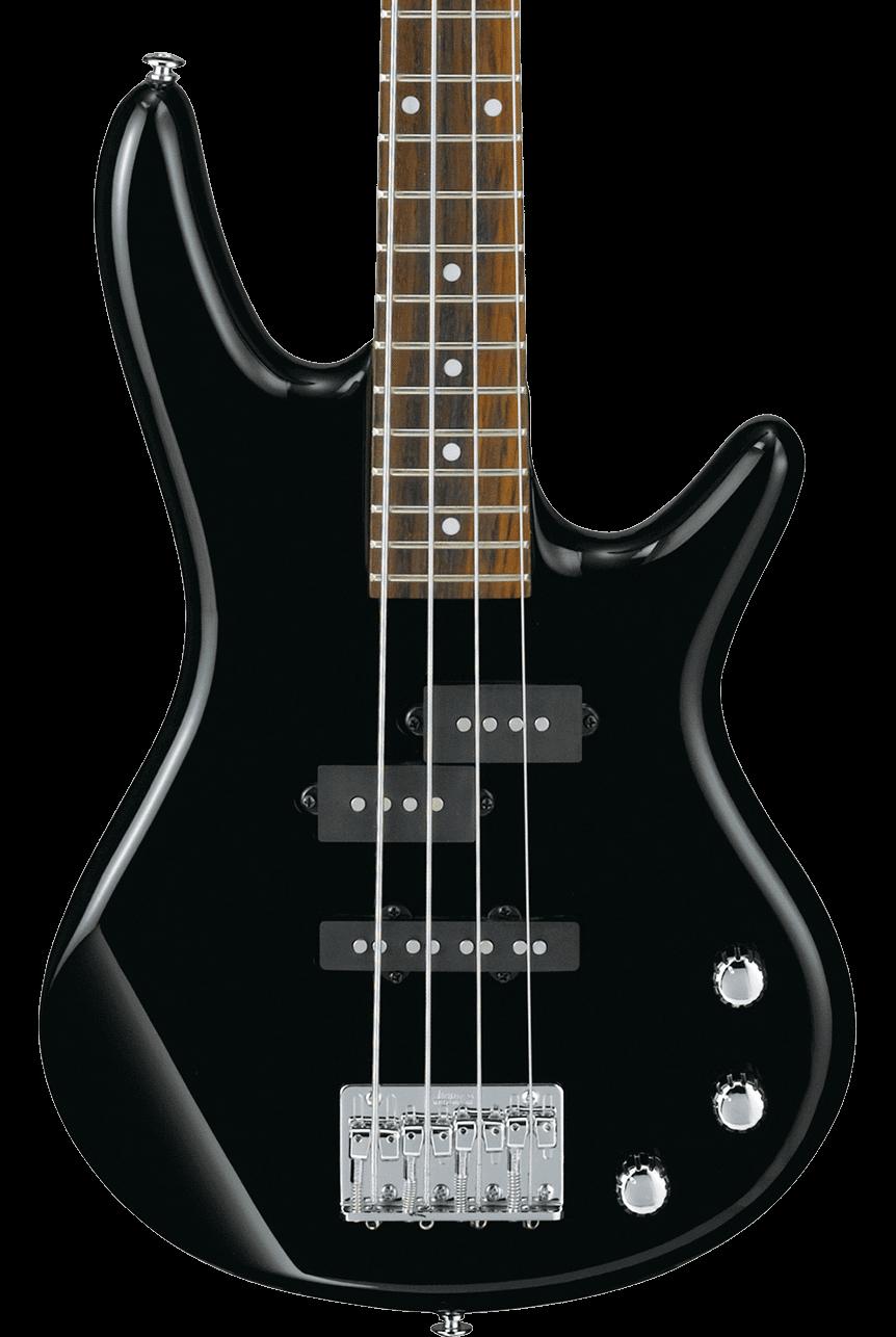 Ibanez Mikro GSRM20BK Short-Scale Electric Bass Guitar - Black