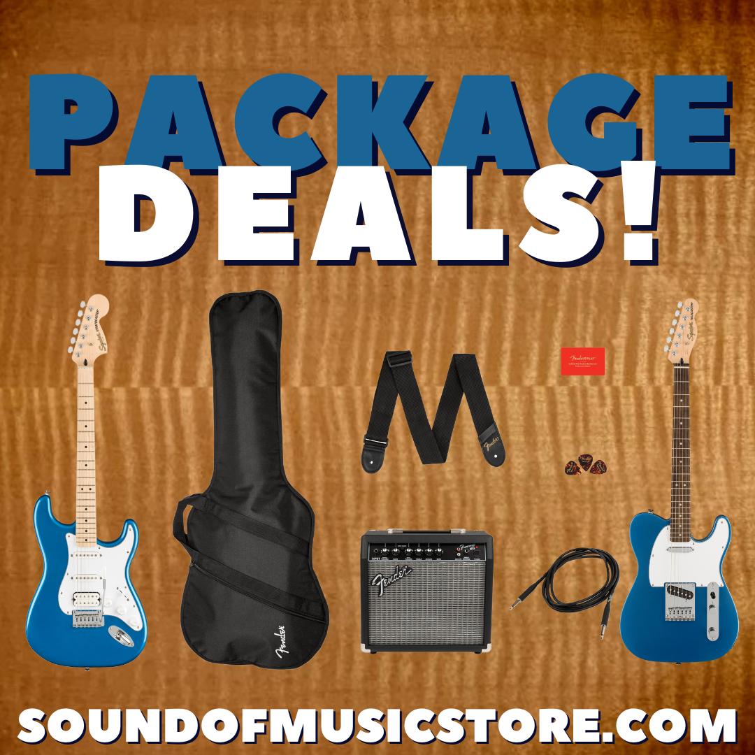 Fender Acoustasonic Telecaster, Stratocaster, Jazzmaster, Tele, Strat, Guitars