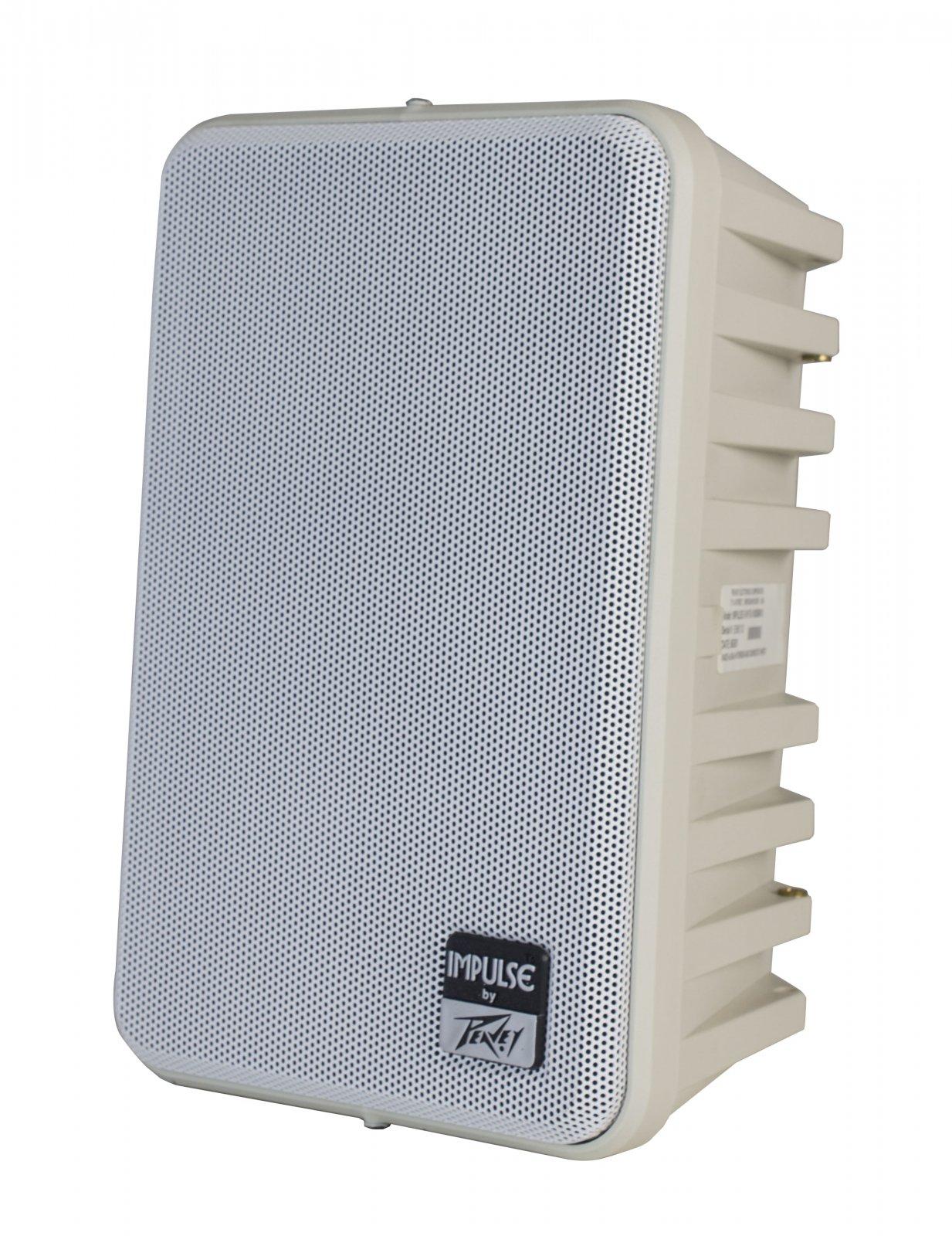 Peavey Impulse 6T Mini 2-Way Speaker White