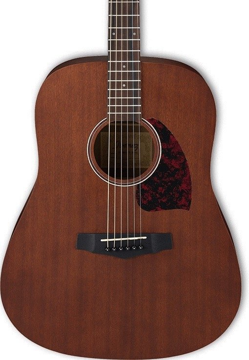 Ibanez Performance PF12MH-OPN Dreadnought Acoustic Guitar Open Pore Natural