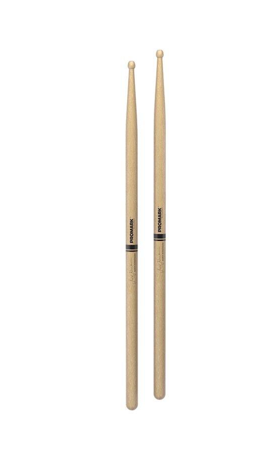 Promark TX721W Marco Minneman Signature Hickory Wood Tip Drumstick
