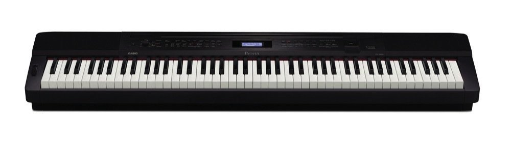 Casio Privia PX-350BK Digital Piano-Black