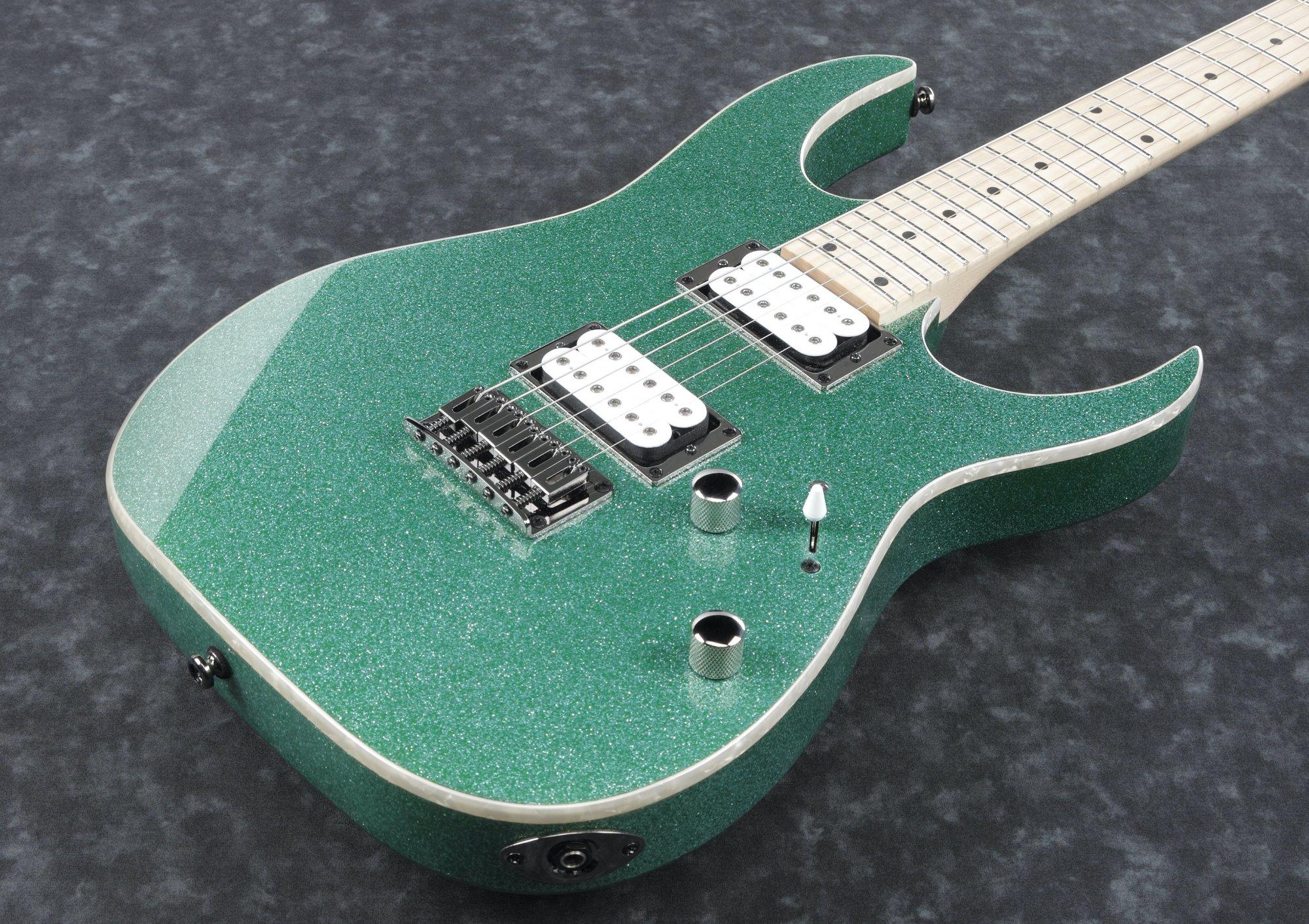 Ibanez RG Standard 6str Electric Guitar - Turquoise Sparkle