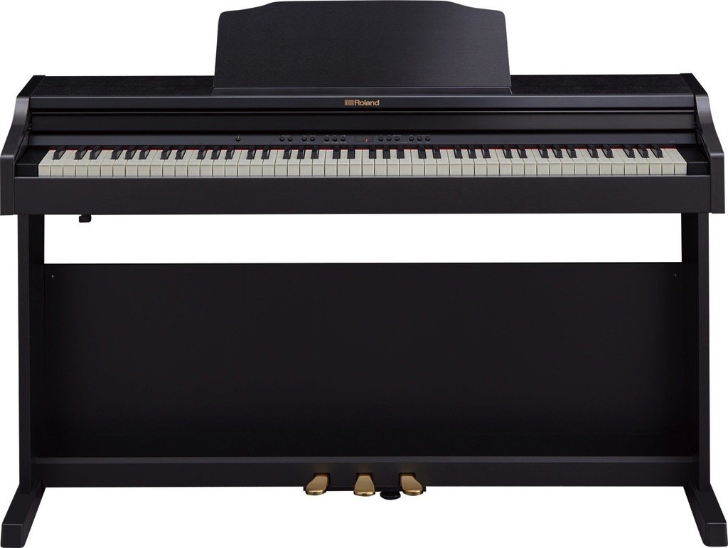 Roland RP-501R-CBC Digital Piano w/ stand and bench (black)