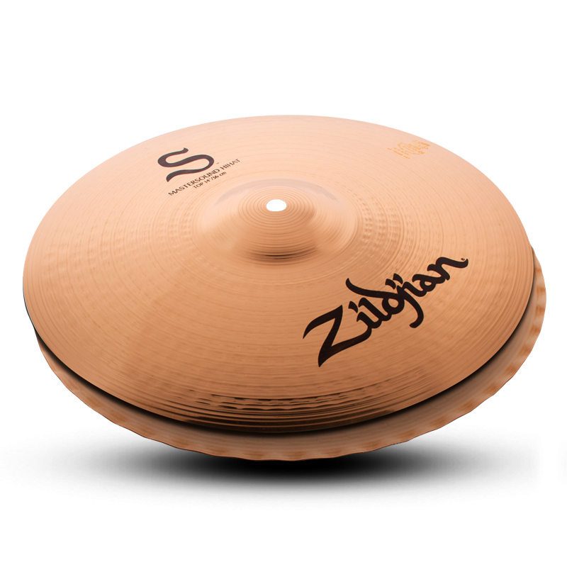 Zildjian 14 S Series Mastersound Hi-Hats