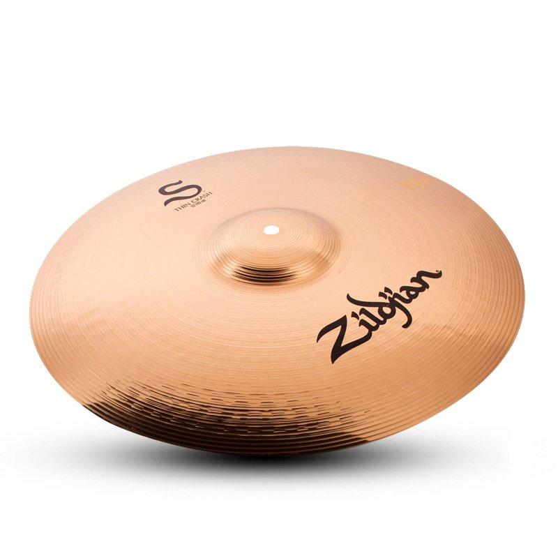 Zildjian 16 S Series Medium Thin Crash Cymbal