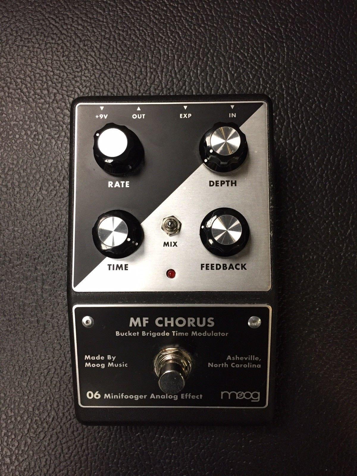 Used Moog Minifooger MF Chrous
