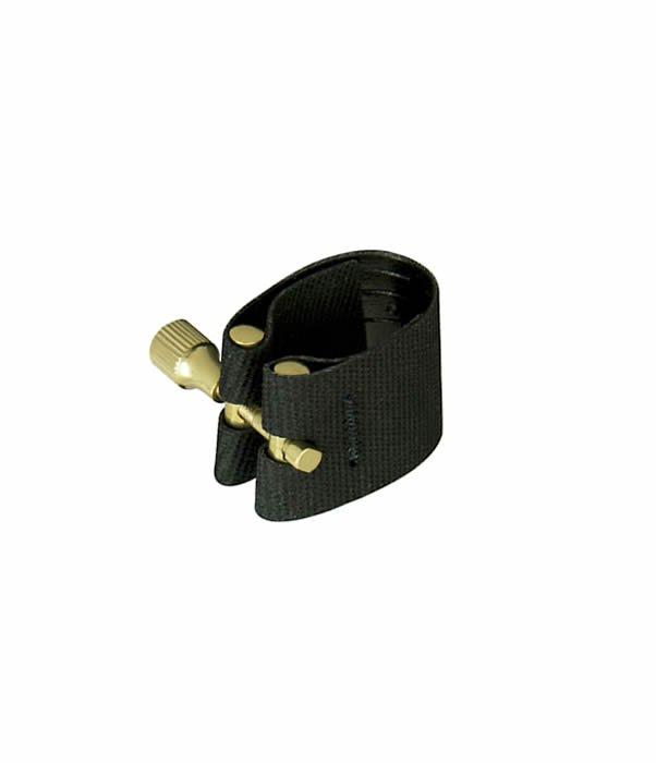 Jewel Alto Saxophone Strap Ligature & Cap