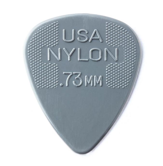 Dunlop 12 Pack Nylon Standard .73 mm Guitar Picks