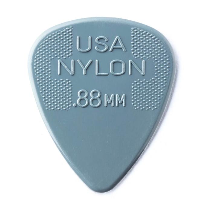 Dunlop 12 Pack Nylon Standard .88mm Guitar Picks