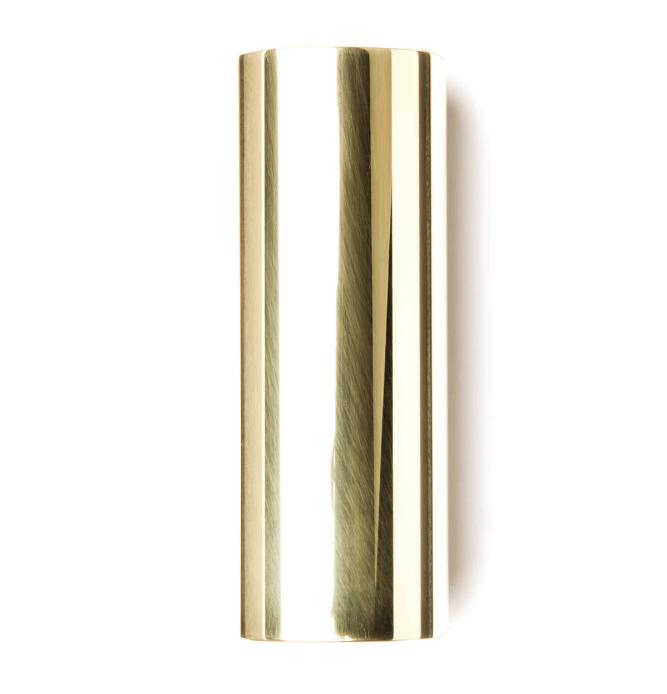 Dunlop 222 Brass Medium Wall Medium Slide