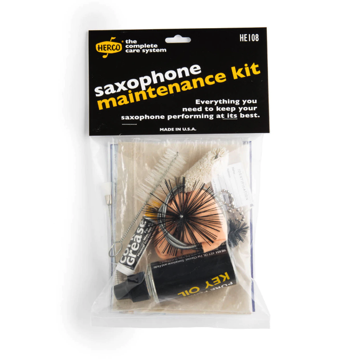 Herco Alto Saxophone Maintenance Kit