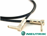 Conquest Right Angle To Right Angle 18 Instrument Cable