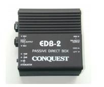 Conquest EDB-2 Passive Direct Box