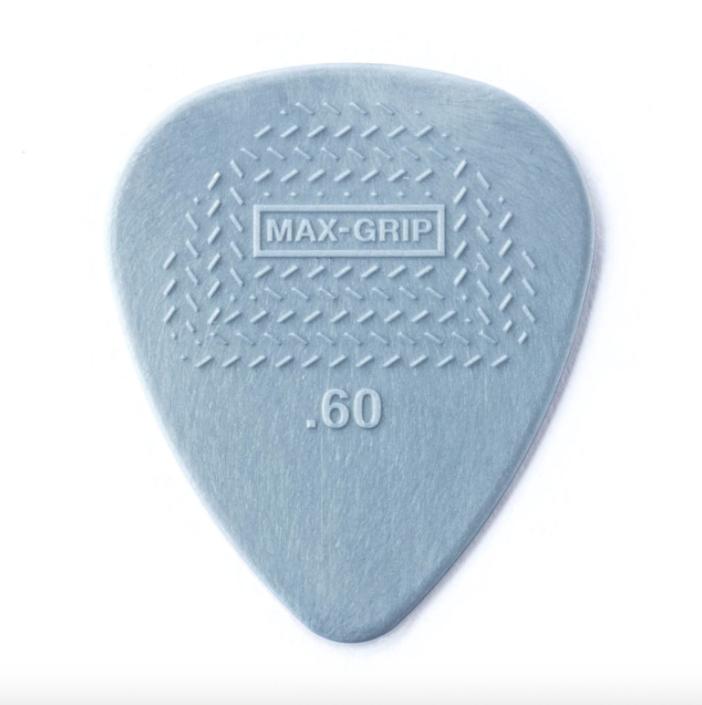 Dunlop 449P.60 Nylon Max Grip 0.60mm