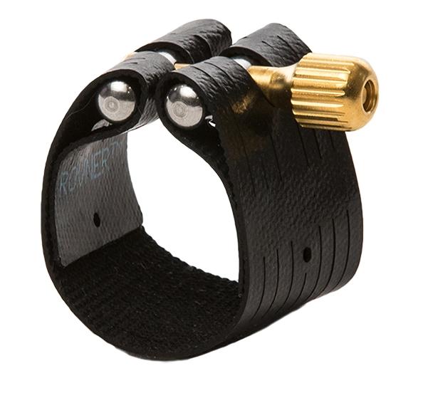 Rovner Dark-1R Bb Clarinet Ligature and Cap