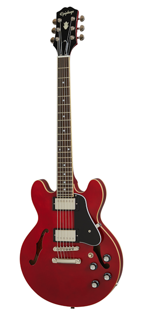 Epiphone ES-339 Semi-Hollowbody Electric Guitar - Cherry