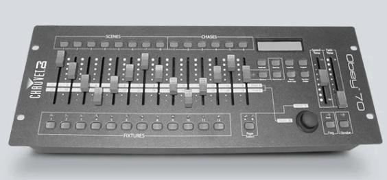 Chauvet Obey 70 DMX Lighting Controller
