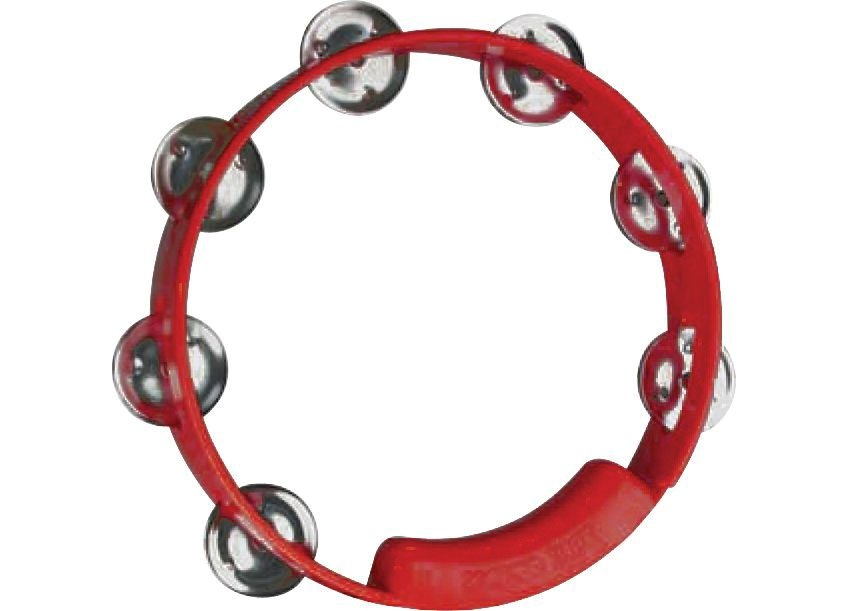 Rhythm Tech True Color 8 Tambourine - Red