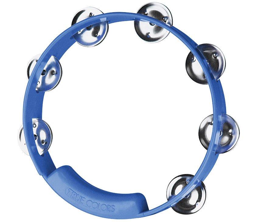 Rhythm Tech True Color 8 Tambourine - Blue