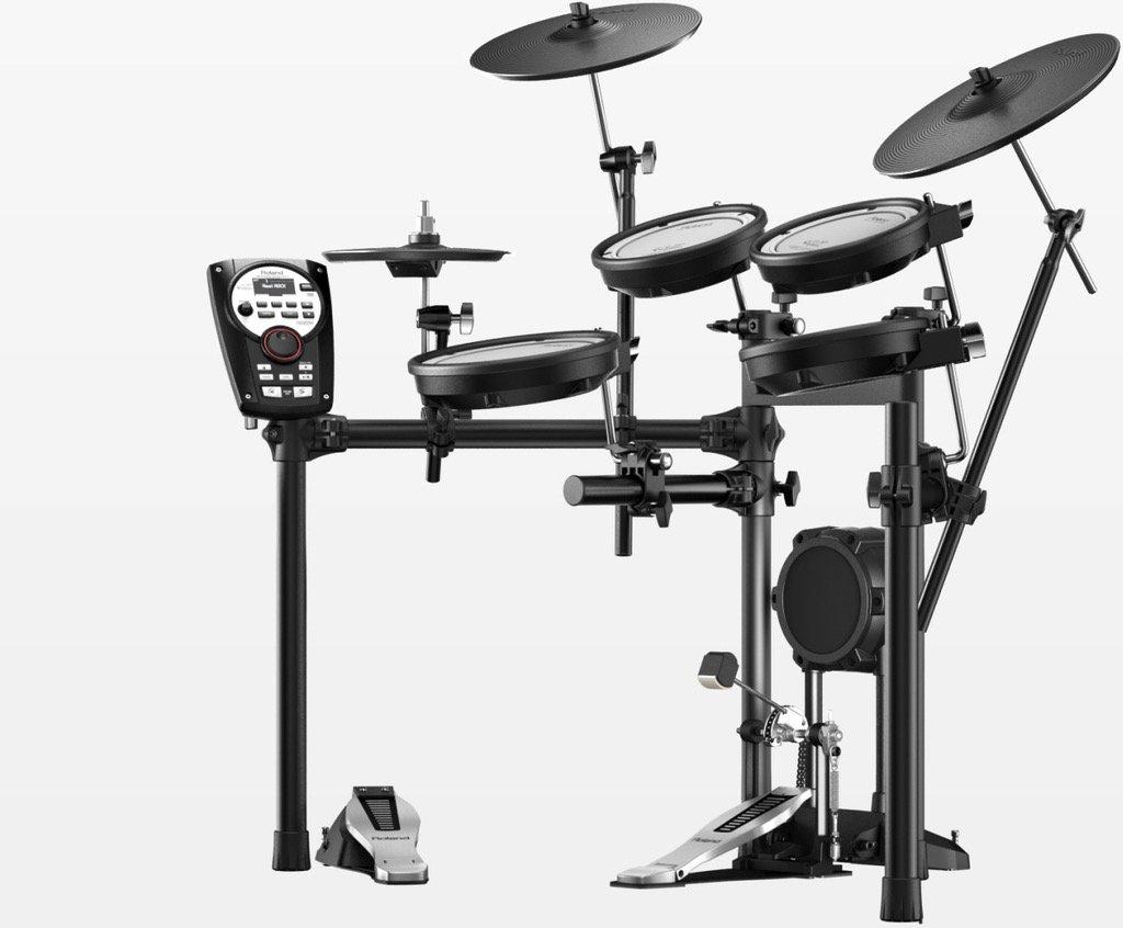Roland TD-11KV-S V-Compact Series V-Drum Kit w/ MDS-4V Stand
