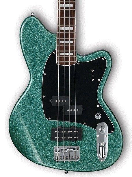 Ibanez TMB310 Talman 4 String Bass - Turquoise Sparkle