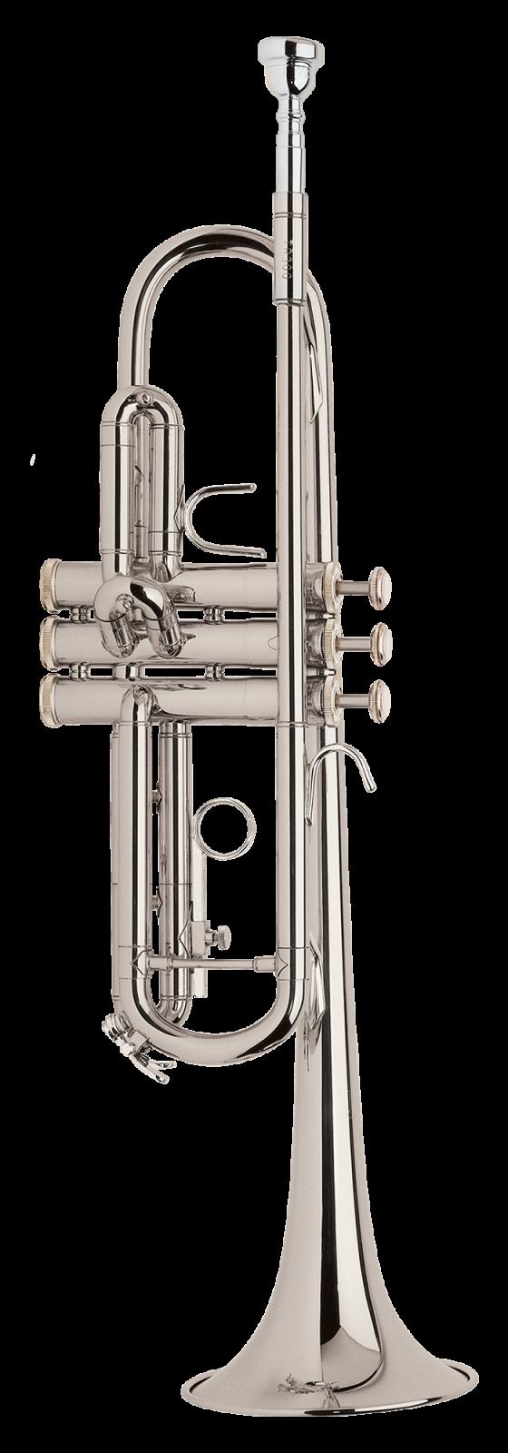 Bach Model TR300H2S Silver Trumpet