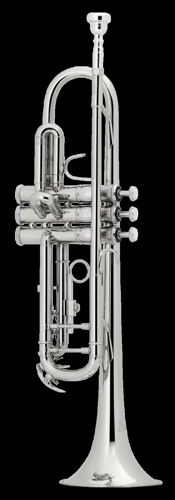 Bach Model TR500S Silver Trumpet