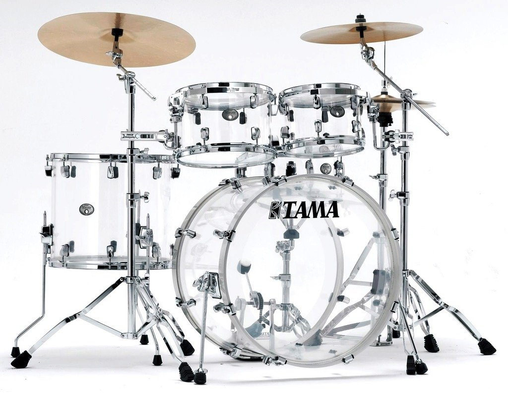 TAMA Silverstar Mirage Limited Edition 5pc shell kit