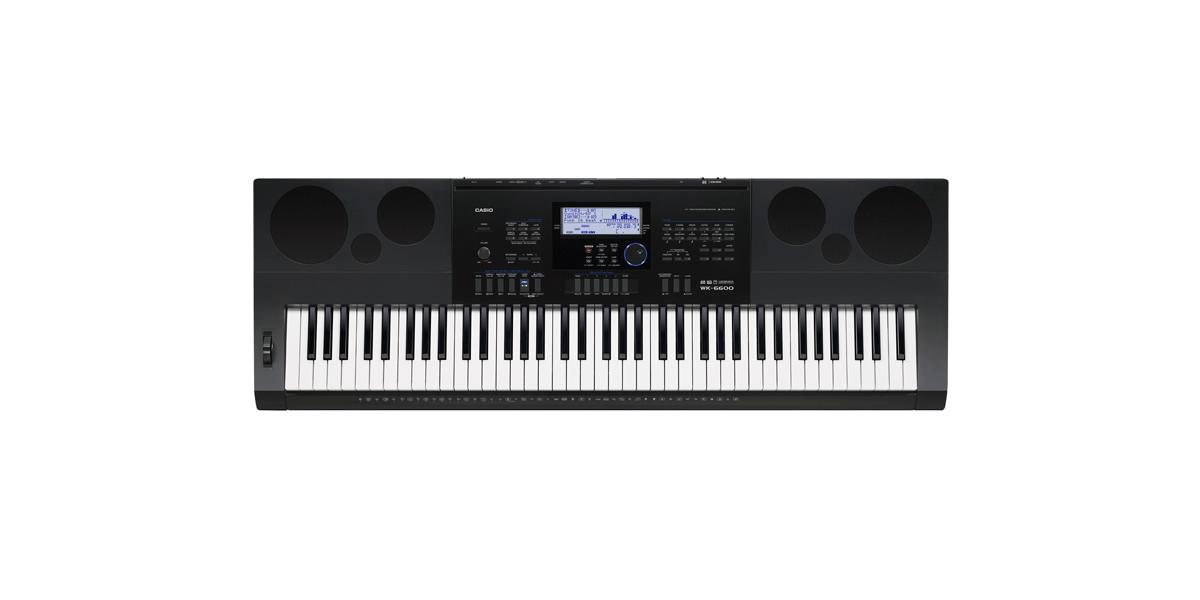 Casio WK-6600 76 Key Digital Piano