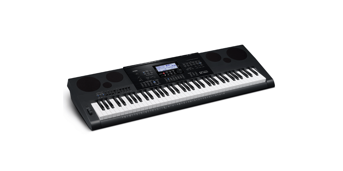 Casio WK-7600 76 Note Keyboard Workstation