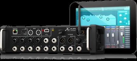 Behringer XR12 12-Input Digital Mixer
