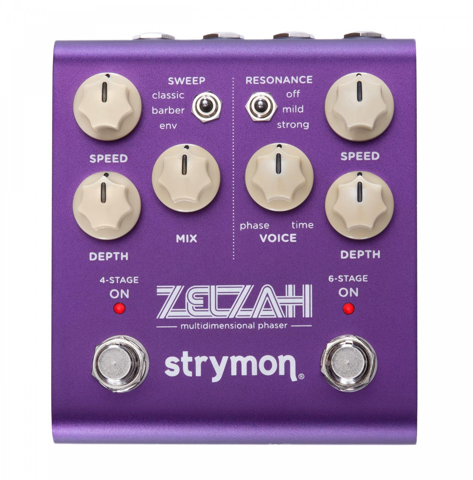 Strymon Zelzah Multidimensional Phaser Pedal