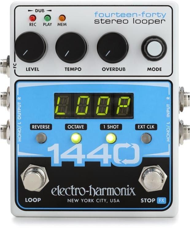 Electro-Harmonix 1440 Stereo Looper Pedal