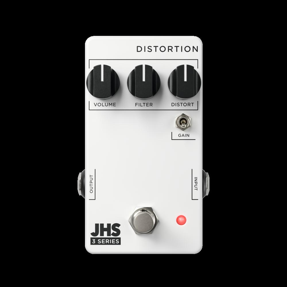 JHS 3SDT 3 Series Distortion Pedal