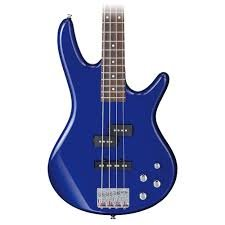 Ibanez Gio GSR200 Electric Bass Guitar - Jewel Blue